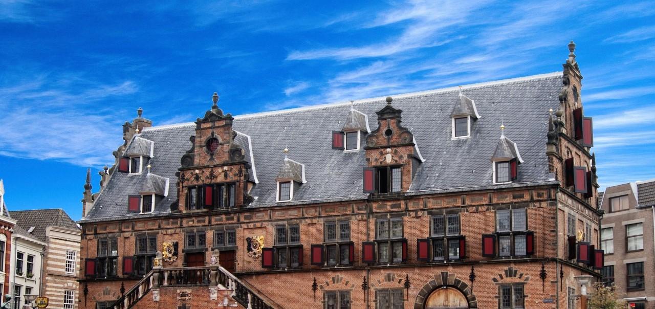 Bezienswaardigheden in Nijmegen vanuit de jachthaven